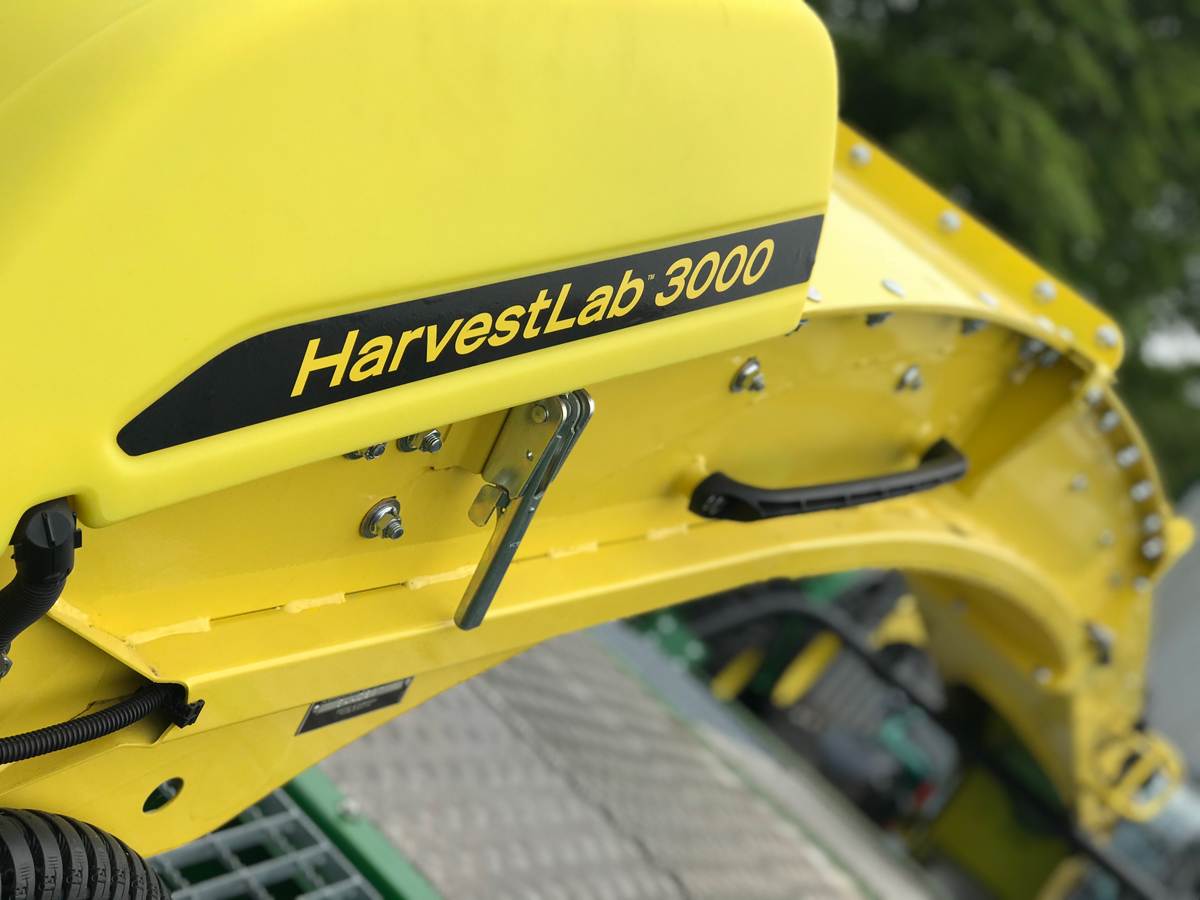 NEW HARVEST LAB 3000